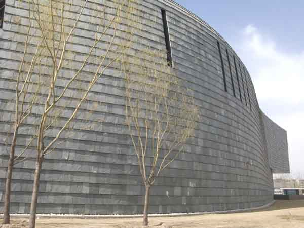 Central Academy of Fine Arts Museum, Beijing, by Arata Isozaki (Photo by Jason Edward Kaufman (c) 2011)cafamuseum