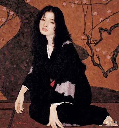 Jin Shangyi, Drunken