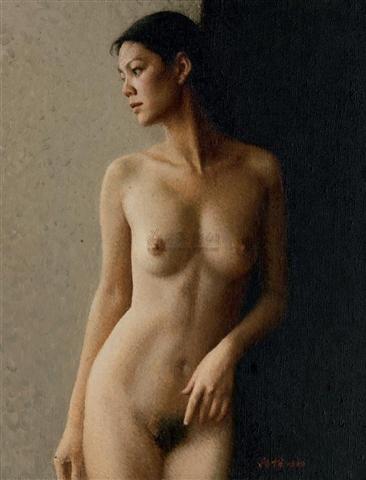 Jin Shangyi nude, 1999