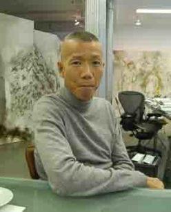 Cai Guo-Qiang (Photo by Jason Edward Kaufman (c) 2012)