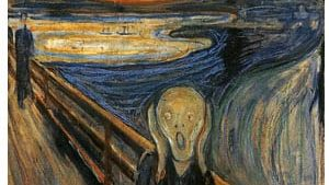 Edvard Munch, The Scream, 1893, Munch Museum, Oslo