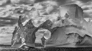 Sebastião Salgado, The Antarctic Peninsula, 2005,