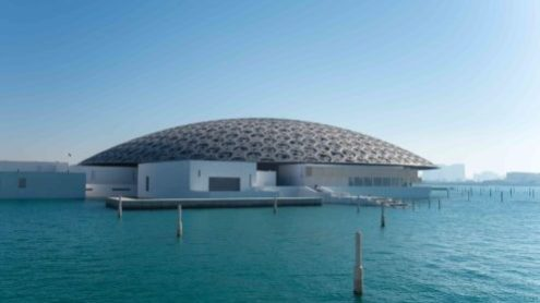 Louvre Abu Dhabi - Photo by Jason Edward Kaufman © 2018