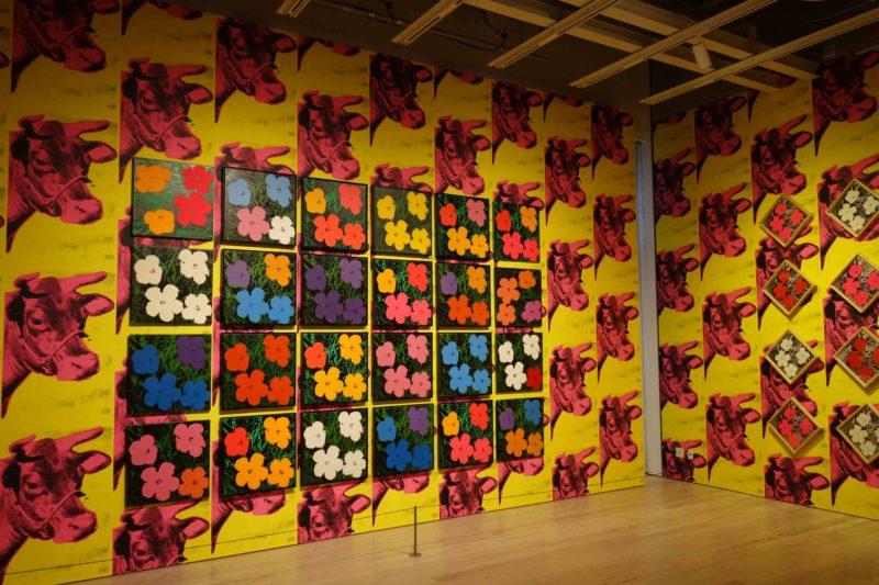 Warhol at the Whitney - Photo by Jason Edward Kaufman © 2018-2