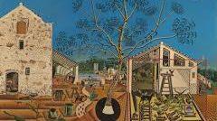 Miro, The Farm, 1921